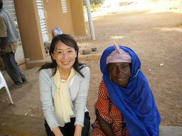 20090508-burkina faso 098 with woman.JPG