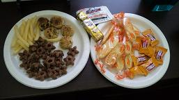 20090909-crown food.JPG